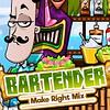 bartender make right mix