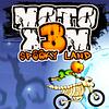 Moto X3M 6 Spooky Land