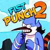 Regular Show Fist Punch 2